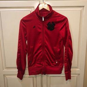 Nike New York Yankies track jacket